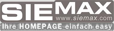 Logo Homepage erstellen Siemax