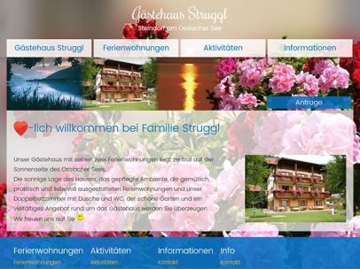 Gästehaus Struggl in Steindorf am Ossiacher See