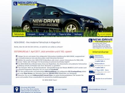 NEW - DRIVE: Ihre Fahrschule in Klagenfurt