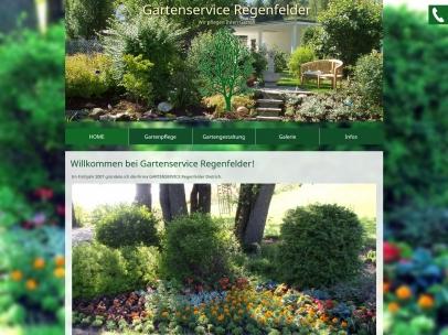 Gartenservice Regenfelder