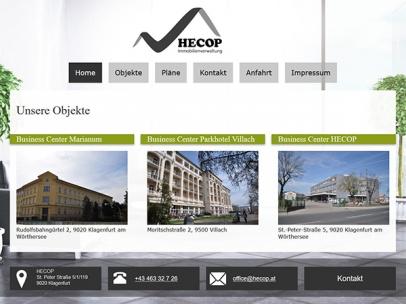 HECOP - Immobilienverwaltungs- und -verwertungsgesellschaft