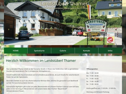 Landstüberl Thamer