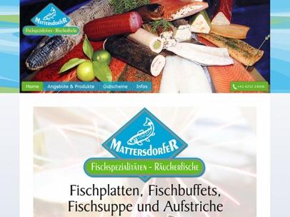 Fischspezialitäten Mattersdorfer