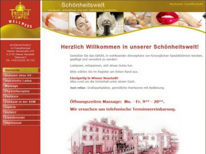 Schönheitswelt Wiener Neustadt