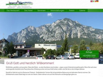 Südrast Hotel- und Restaurationsbetriebe Arnoldstein/Autobahn A2