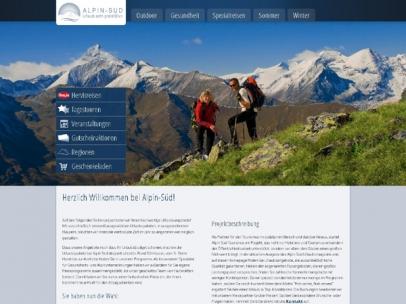 Reisebüro - Alpin-Süd