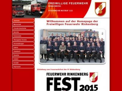 Freiwillige Feuerwehr Rinkenberg