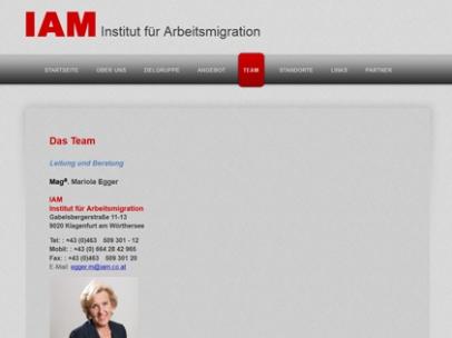 Institut für Arbeitsmigration