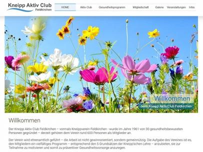 Kneipp Aktiv Club Feldkirchen