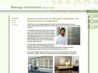Massage Fachinstitut Michael Koren