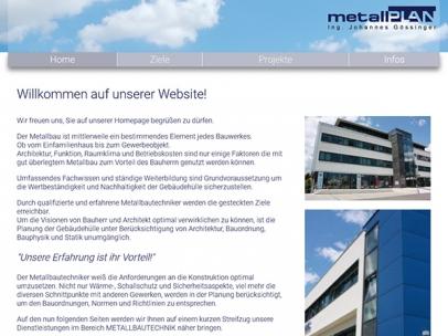 Metall-Plan