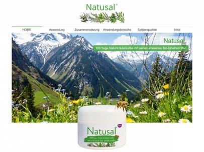 Natusal Naturkräutersalbe