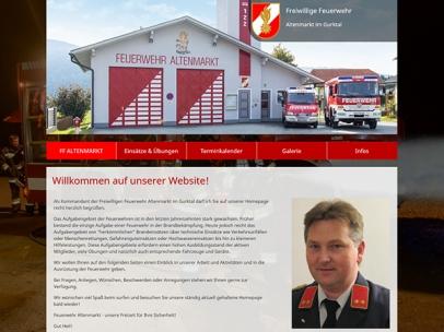Freiwillige Feuerwehr Altenmarkt