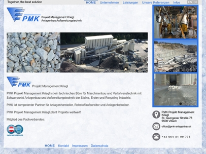 PMK Projekt Management Kriegl