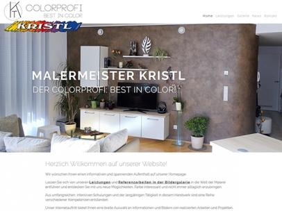 Malermeister Kristl