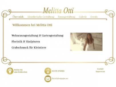 Floristik Design - Melitta Otti