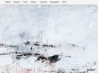 Pallier Gert: Lyrisch malerische Interpretationen und mehr