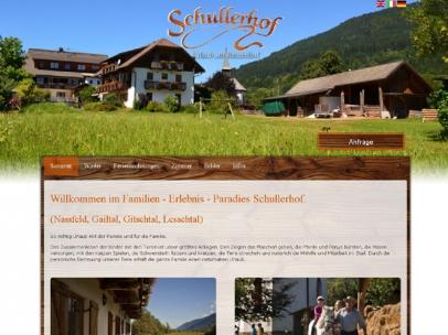 Bauernhof Schullerhof
