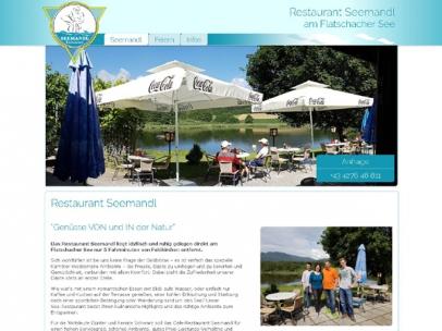 Restaurant Seemandl