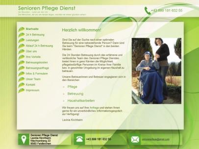 Senioren Pflege Dienst