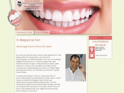 Zahnarzt in Slowenien
