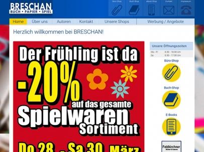 Buch - Papier - Breschan