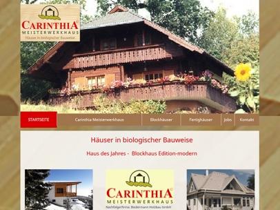 Carinthia Meisterwerkhaus