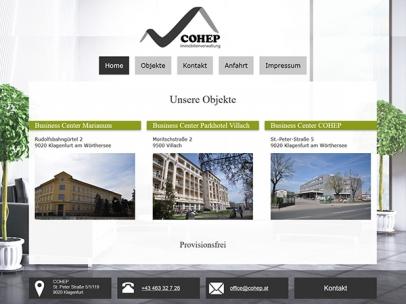 COHEP - Immobilienverwaltungs- und -verwertungsgesellschaft