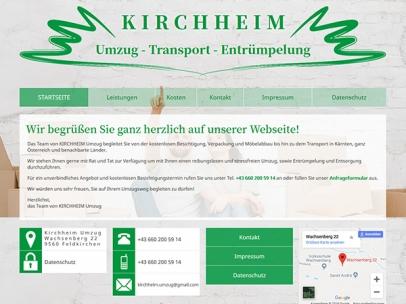 Kirchheim Umzug