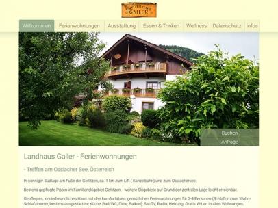 Landhaus Gailer