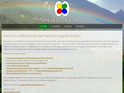 Naturenergetik Dolzer