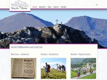 Weg des Buches - Evangelische Kirche