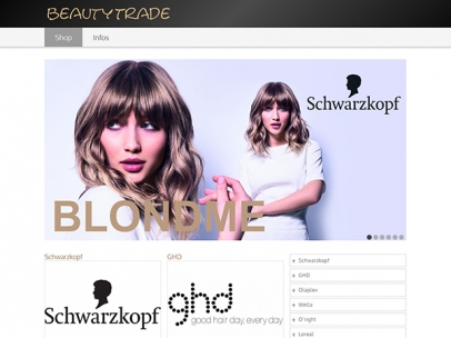 Beautytrade Onlineshop